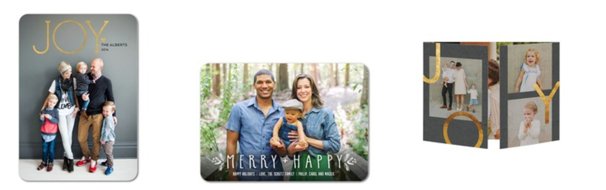 Tiny Prints holiday card deals