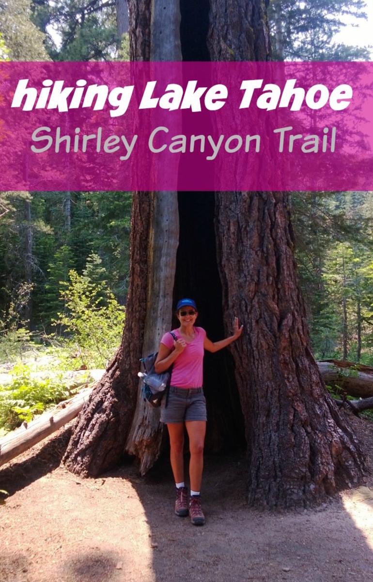hiking lake tahoe