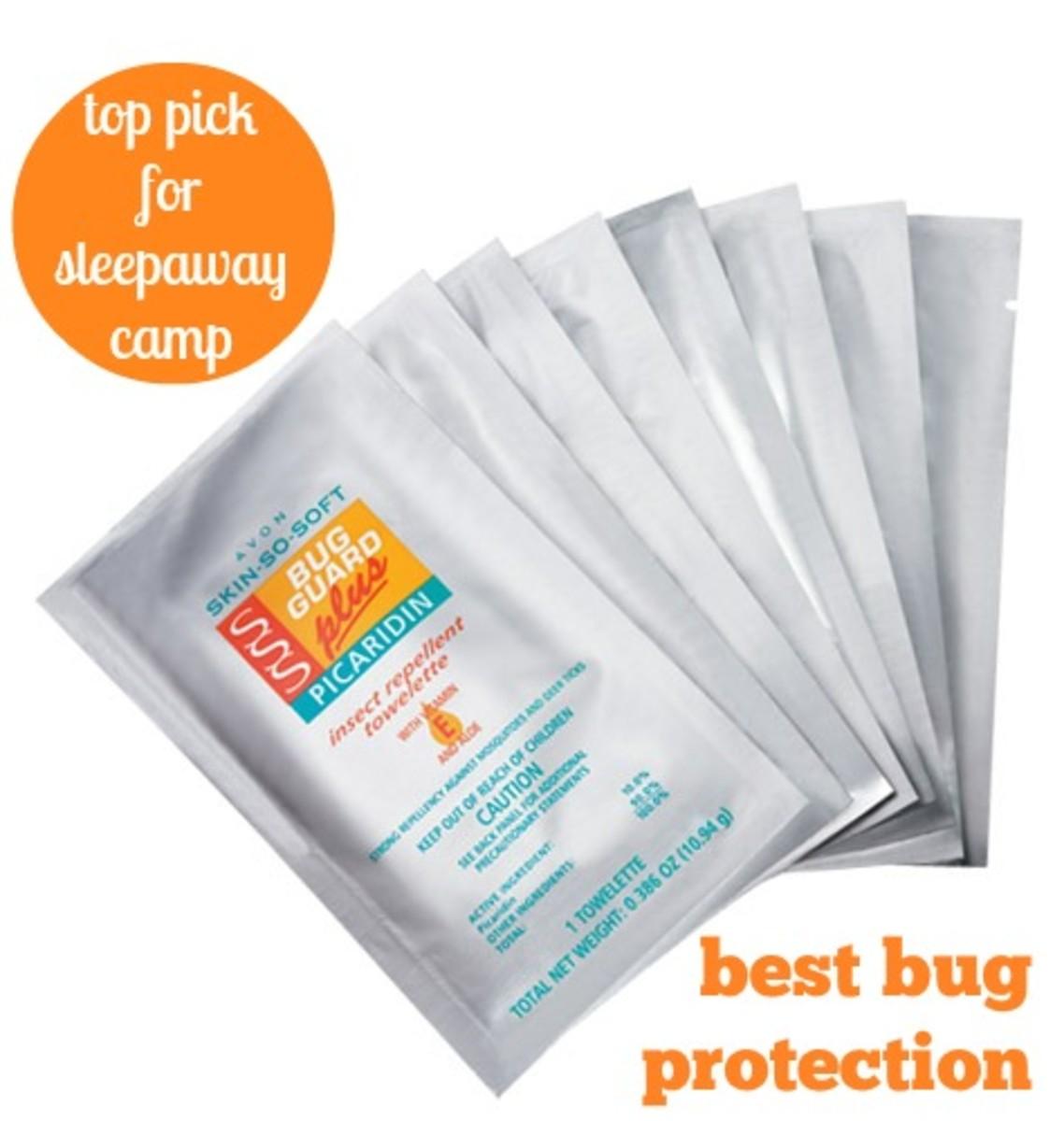best sleepaway camp bug spray