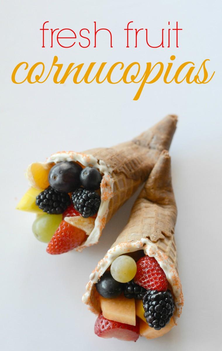 fresh-fruit-cornucopias