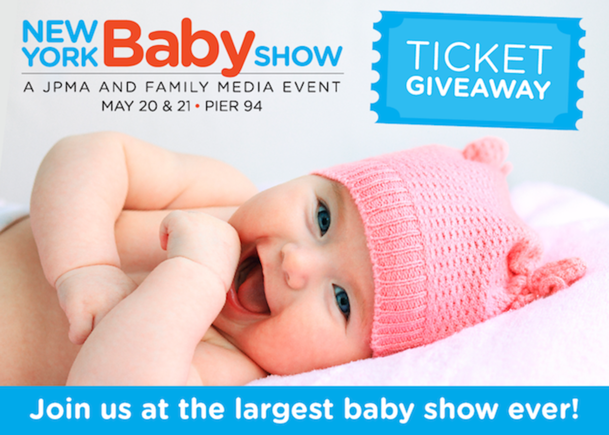 New York Baby Show Tickets