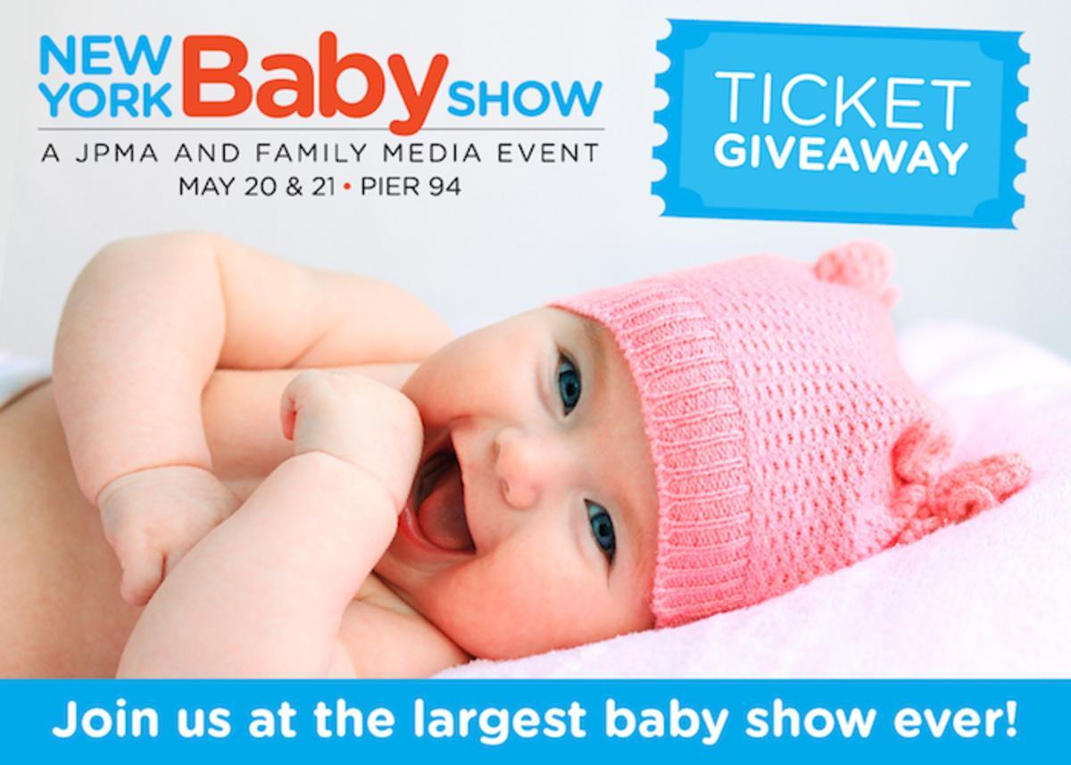 New York Baby Show Tickets