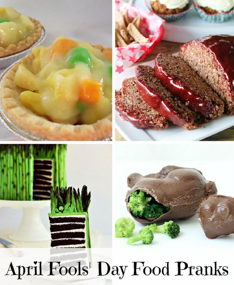 April Fools' Food Pranks