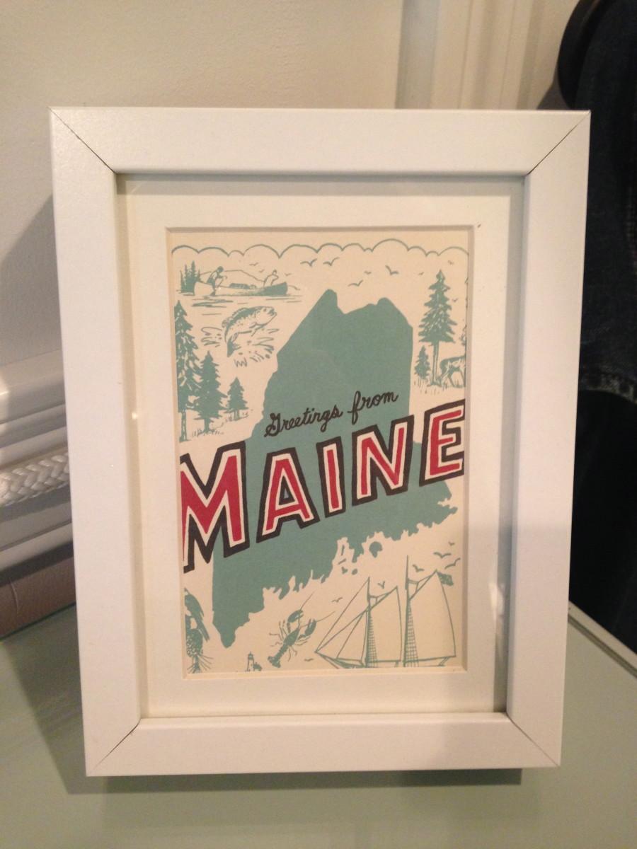 Travel to Maine