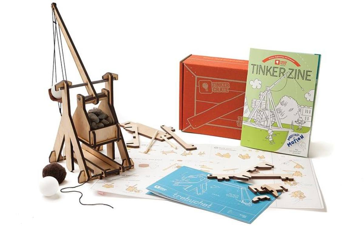Tinker Crate STEM Subscription Box