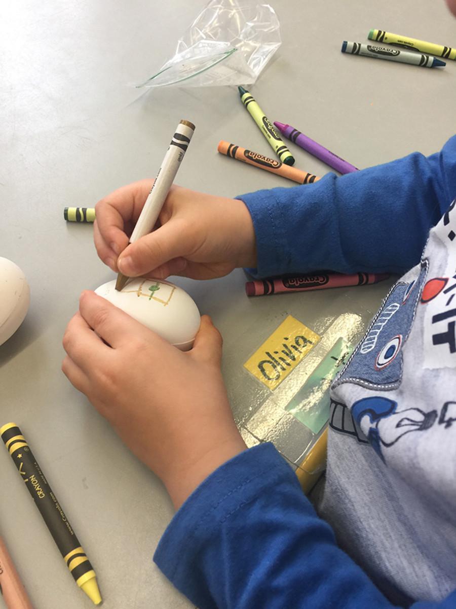 crayola scribbleable easter eggs