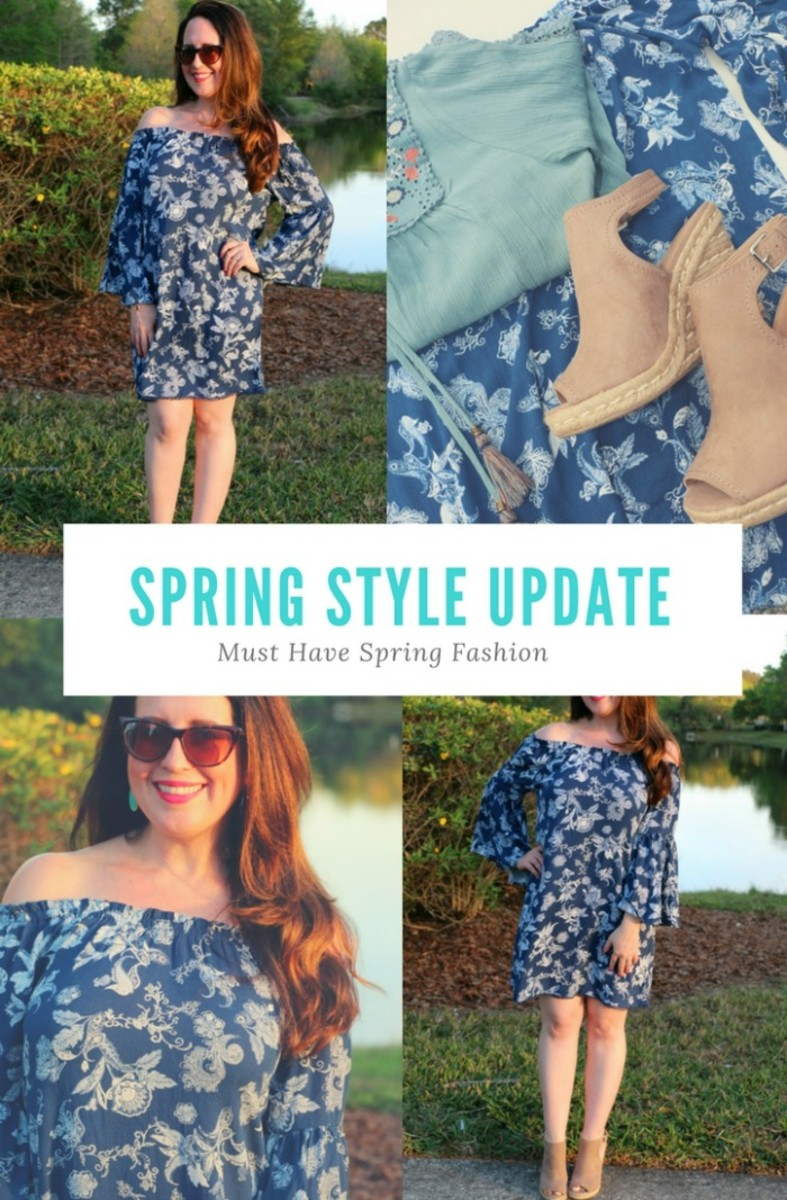 spring style update looks