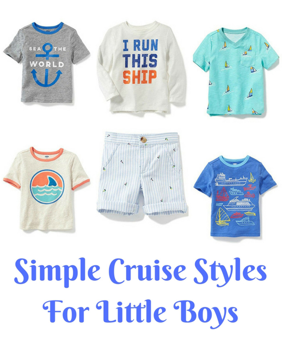 simple cruise styles for boys