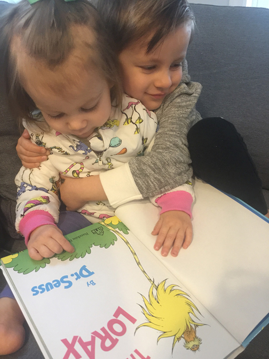 seuss reading together