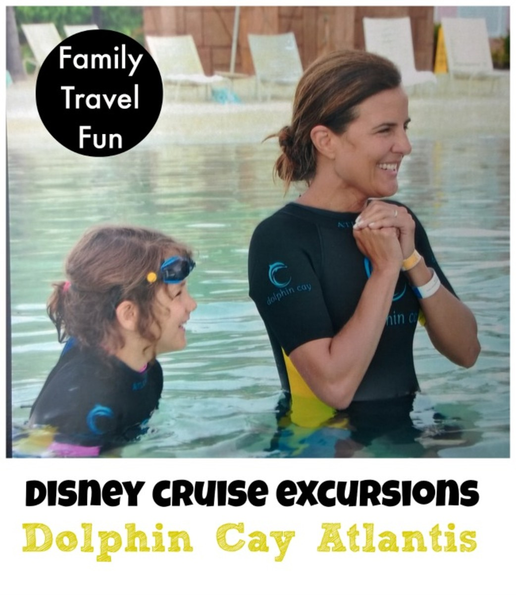 Disney Dream Excursions