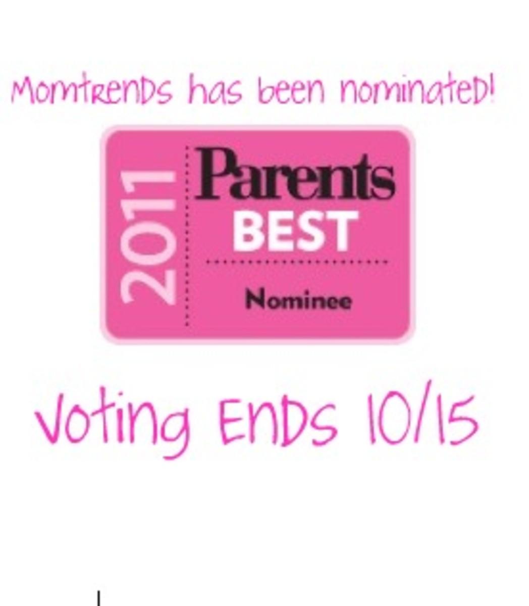best blog vote
