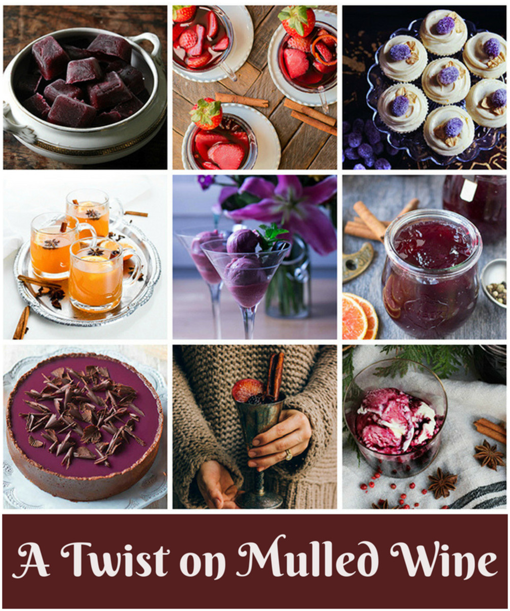 mulled wine recipes