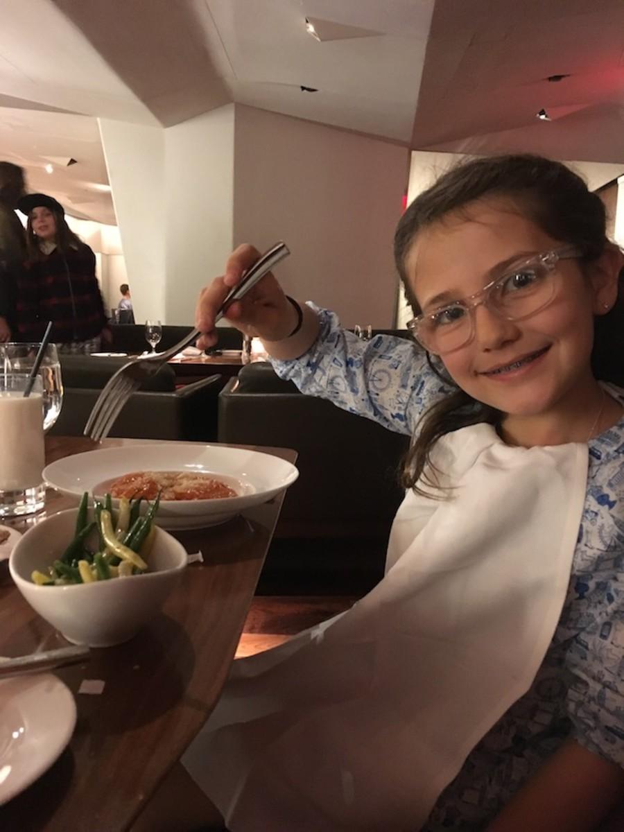 Dinner at ATRIO