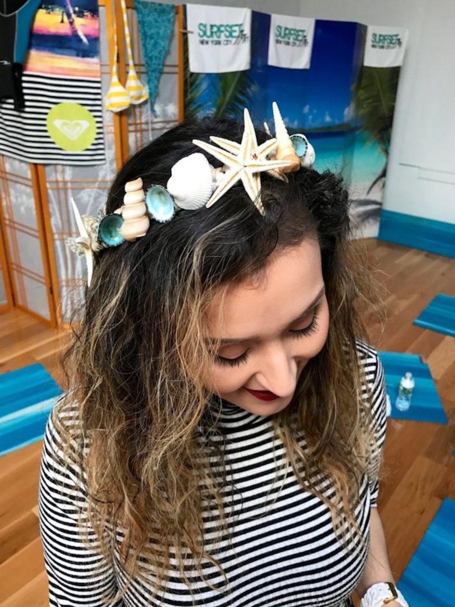 seashell crowns