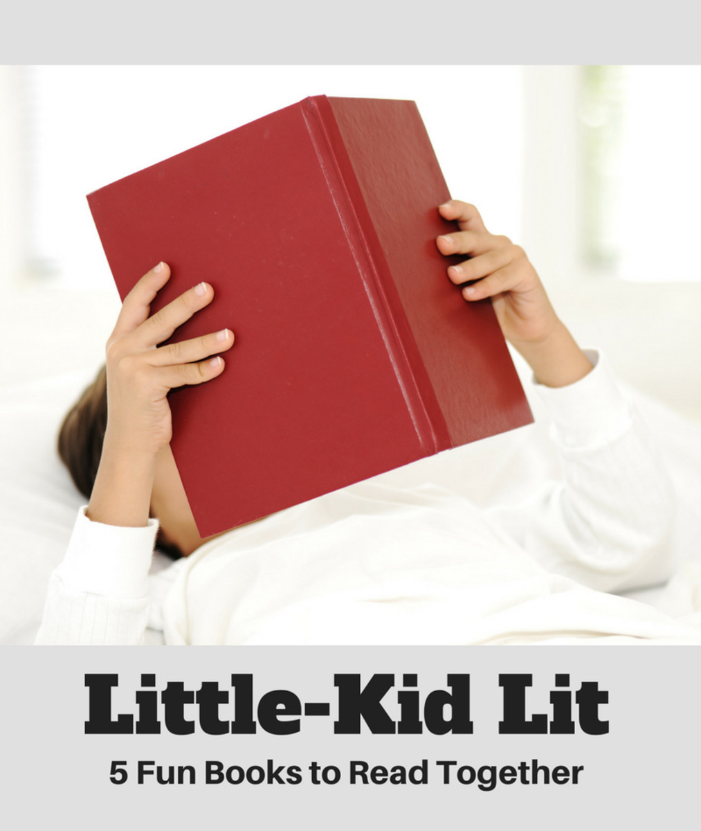 little kid lit