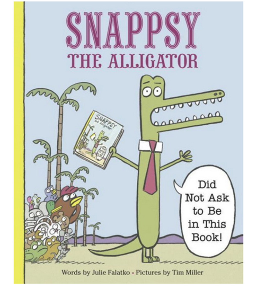 snappsy the alligator