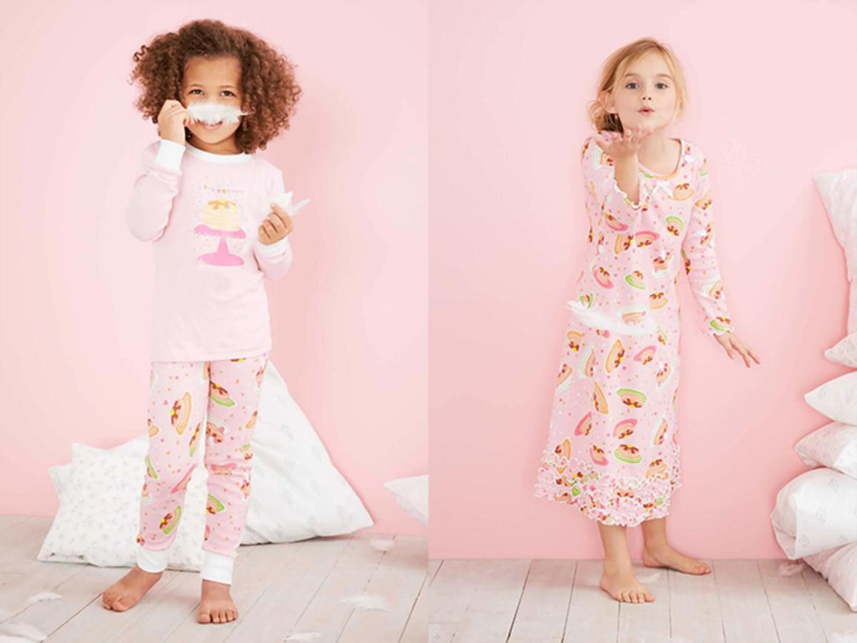 pancake pajamas