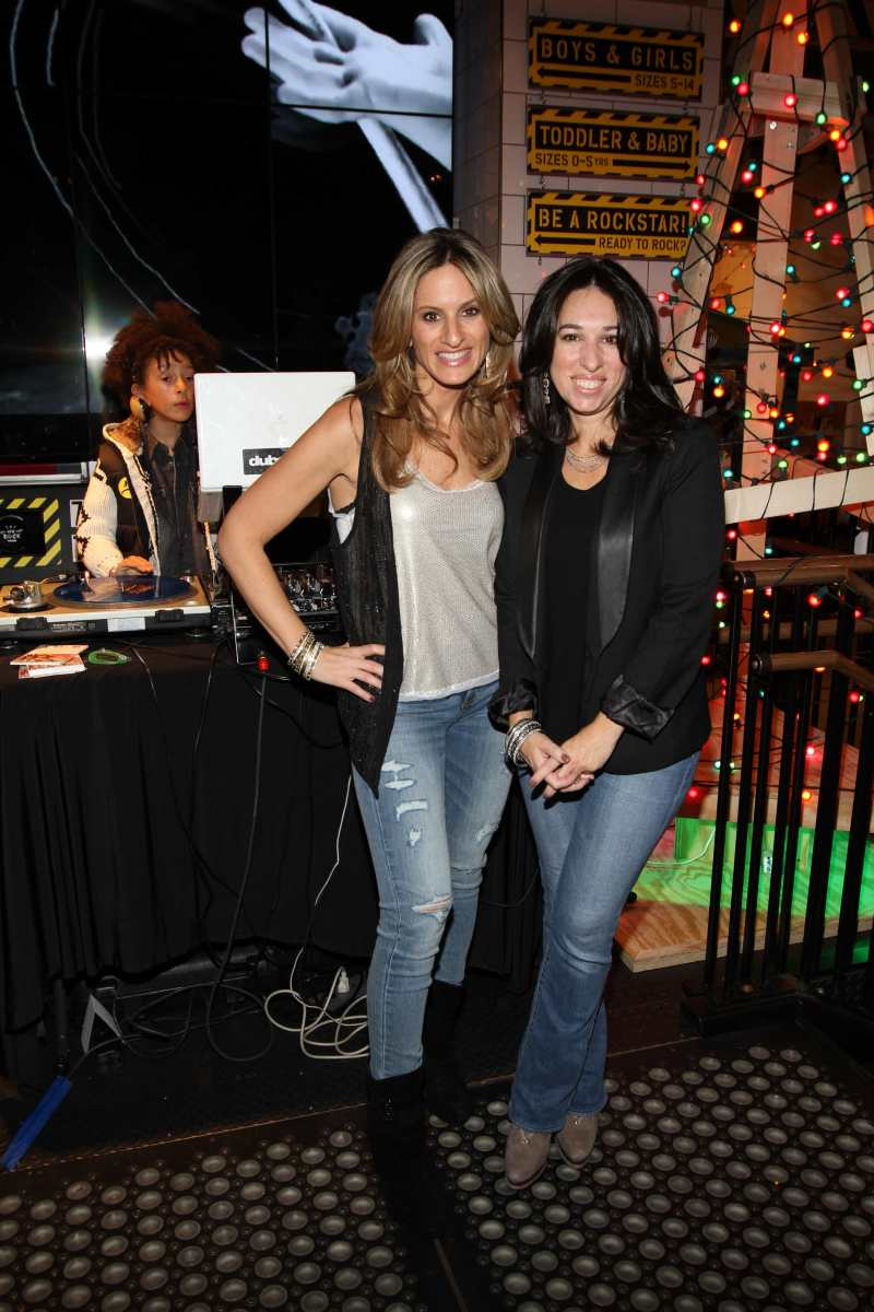 Denise Albert and Melissa Gerstein from Moms and the City[2]