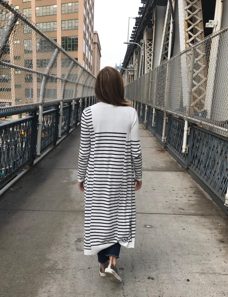 Style Long Cardigan