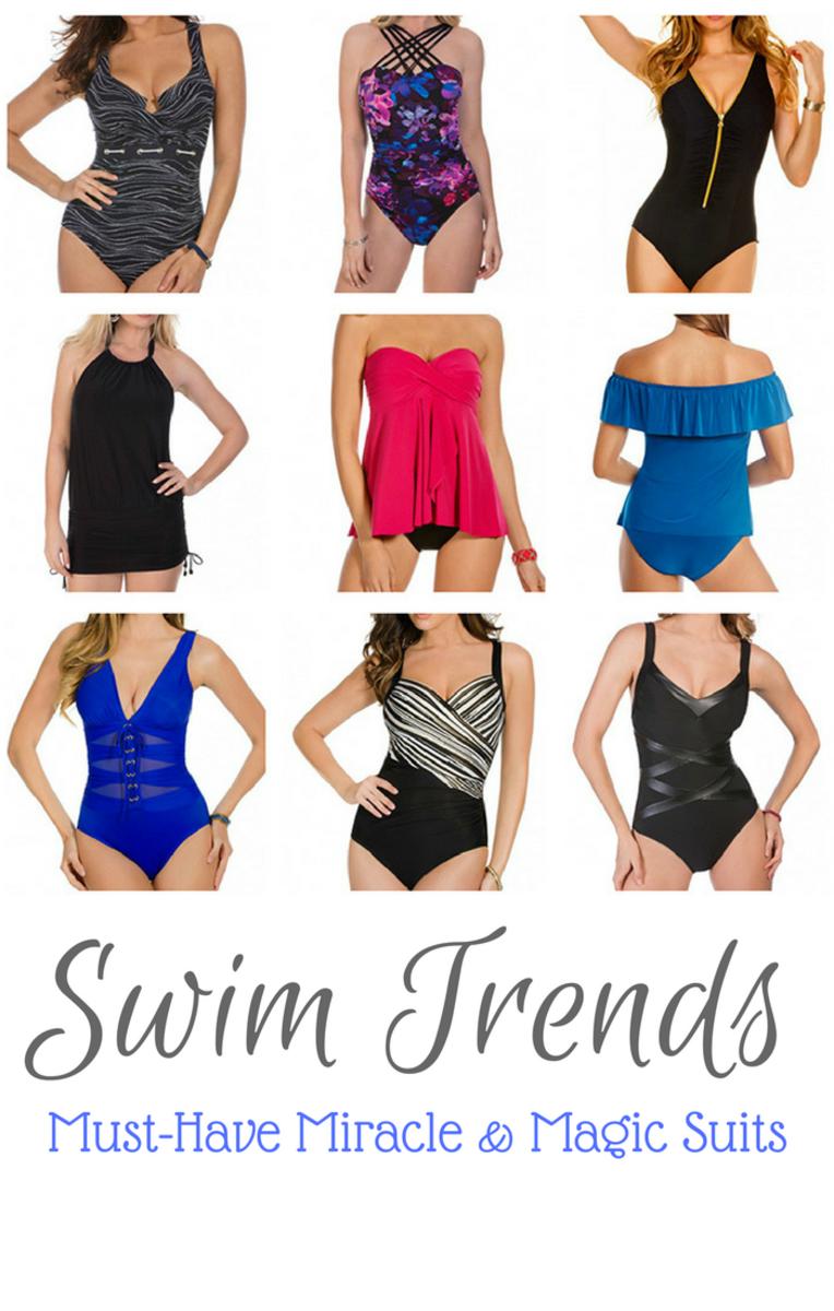 Spring Swim Trends