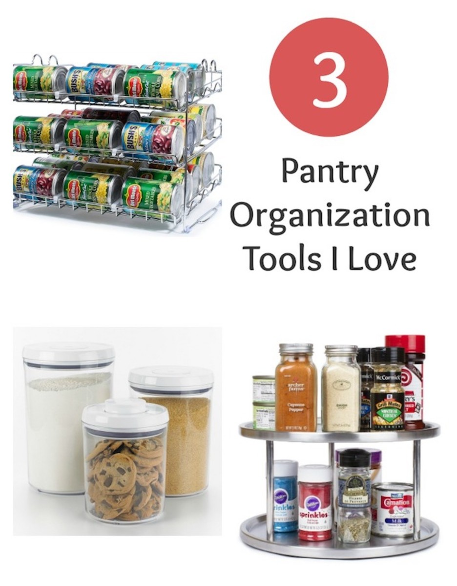 Three Pantry Organization Tools I Love