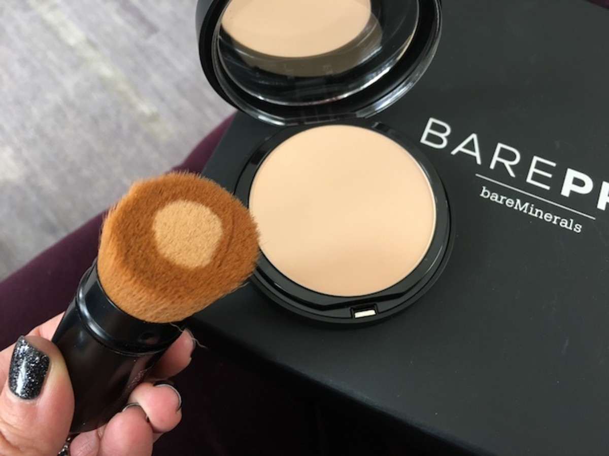 BarePro Powder Foundation Review