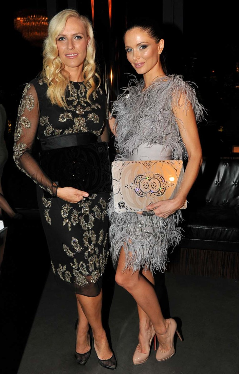 HP At Marchesa Spring 2012 Fashion Show - After Party