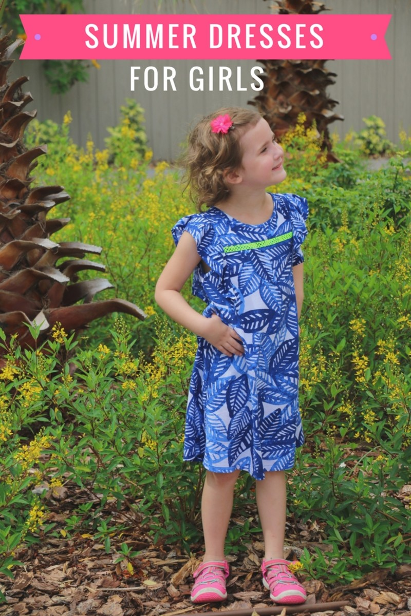 summer dresses for girls