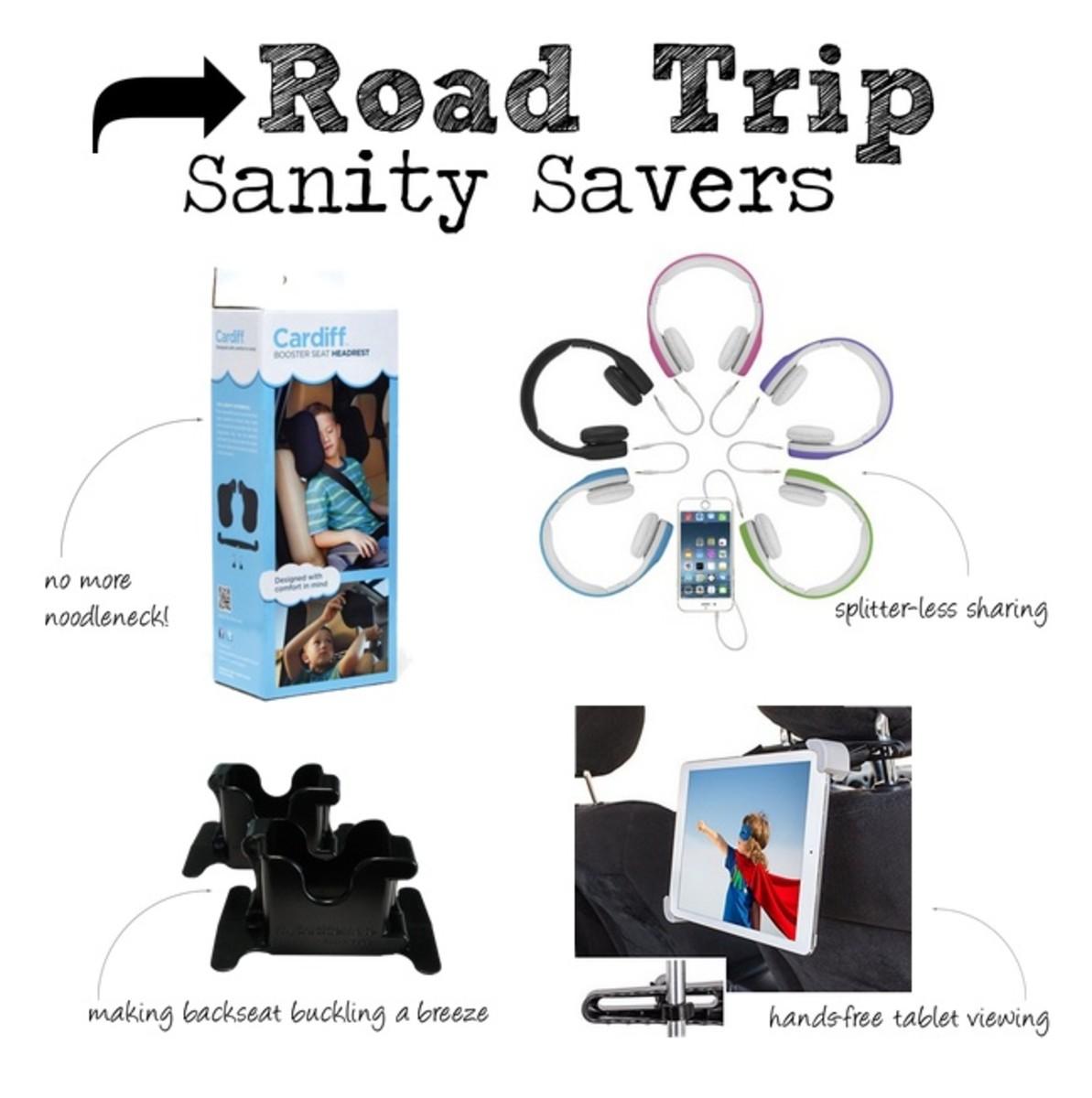 Road Trip Sanity Savers