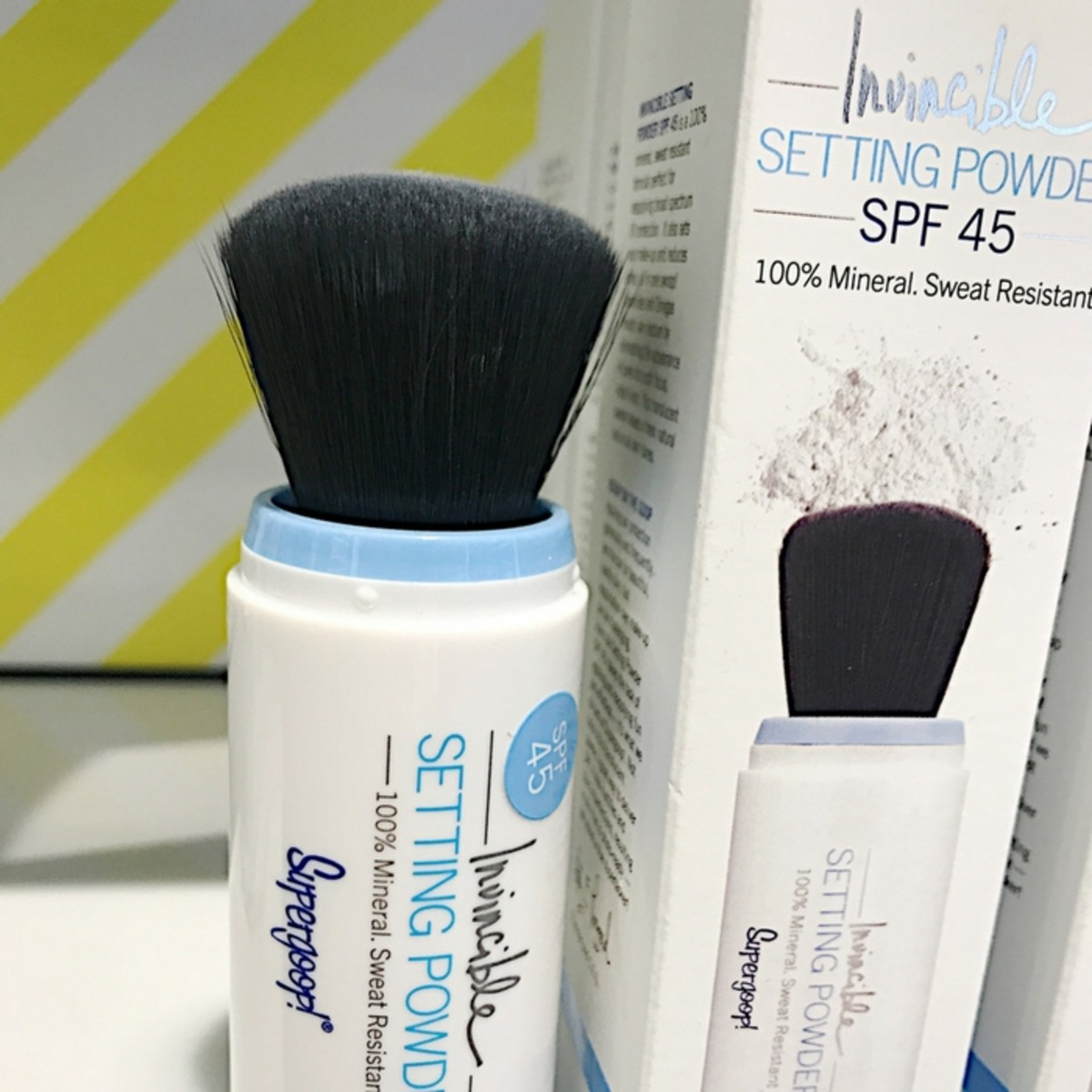 Supergoop Mineral Powder Sunscreen