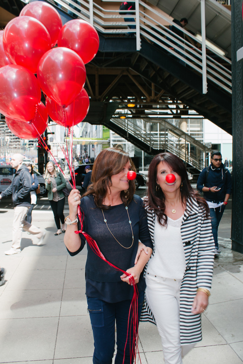 Red Nose Girls
