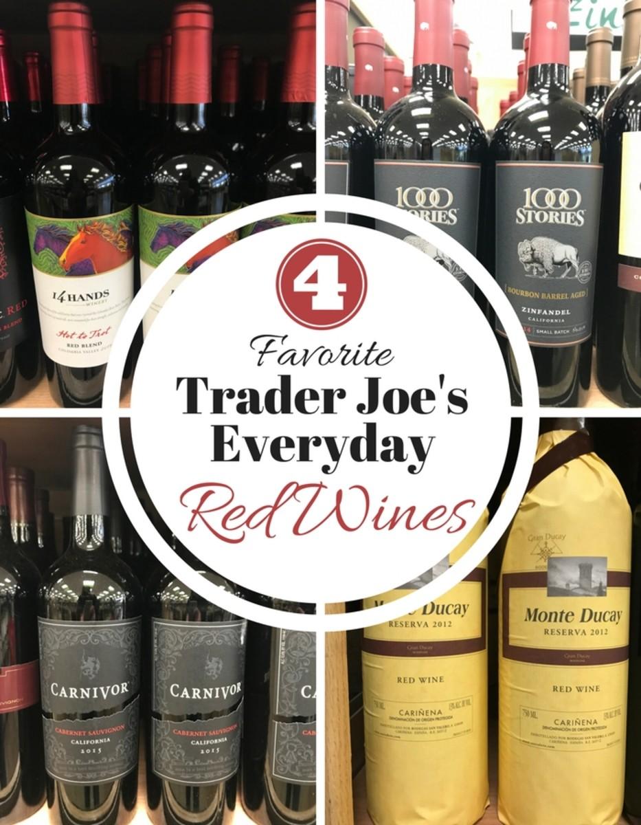4 Favorite Trader Joe's Wine to Try