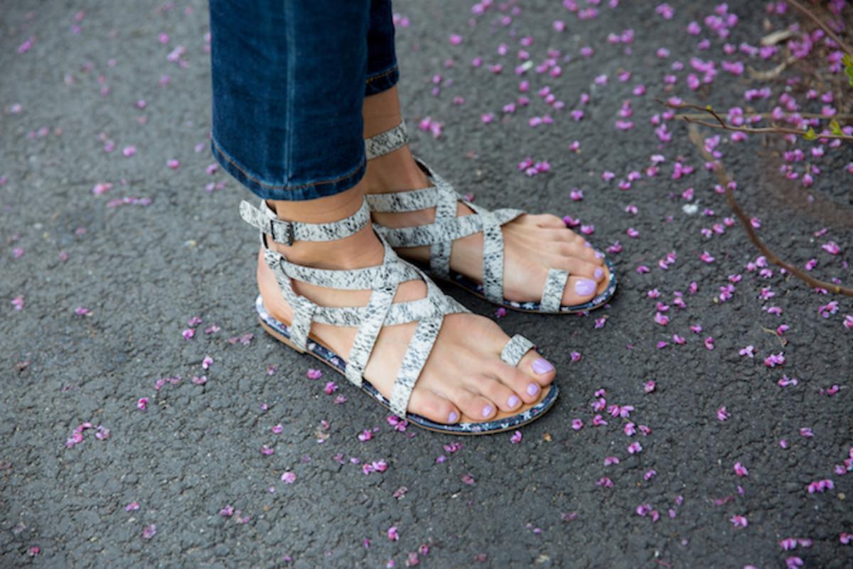 cabi sandals