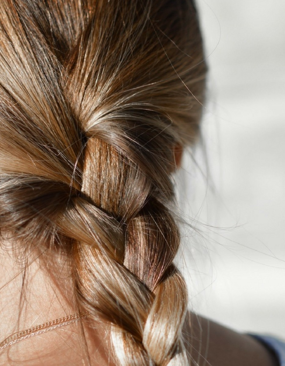 Prevent Lice with Braids