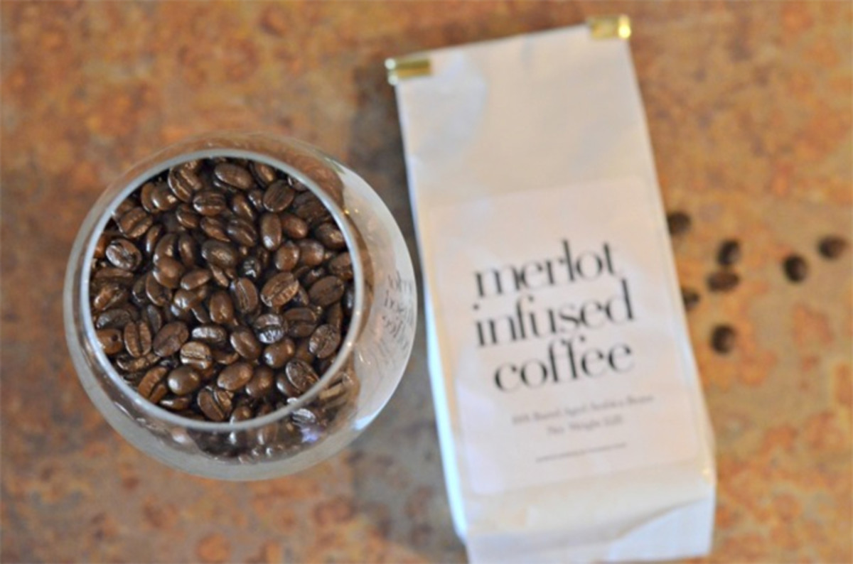 merlot infused coffee beans copy