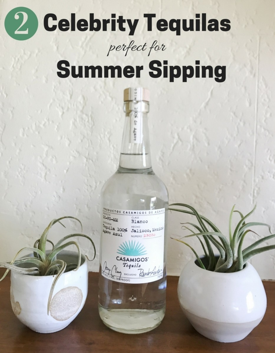 2 Celebrity Tequilas Perfect for Summer Sipping