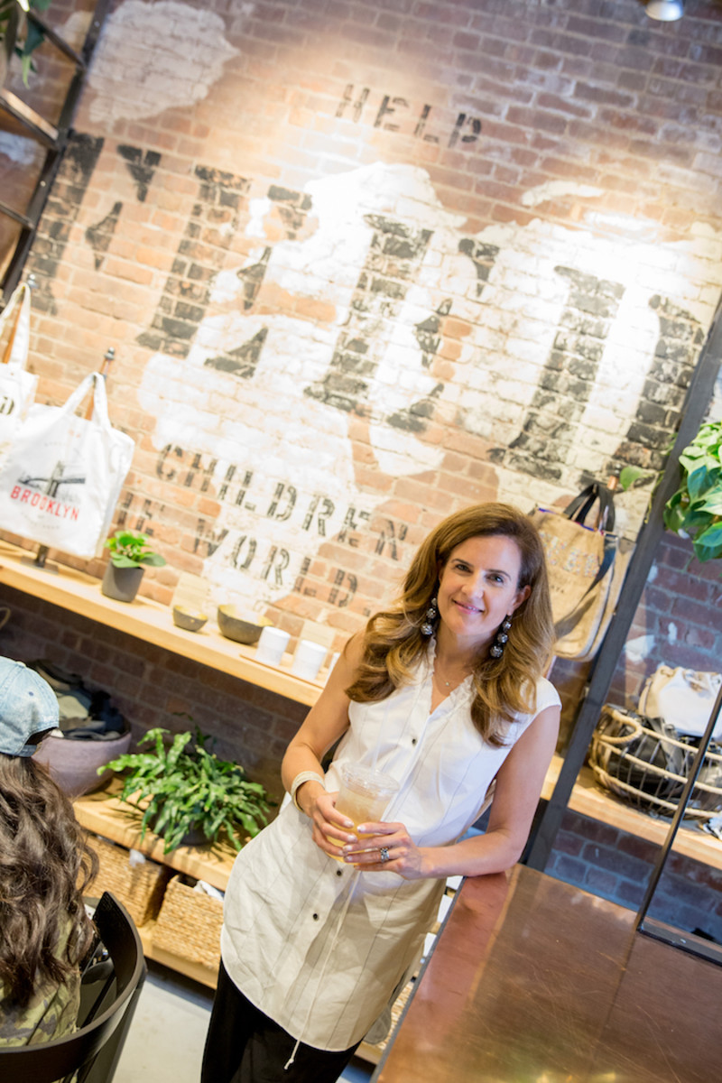 tour the feed store in DUMBO