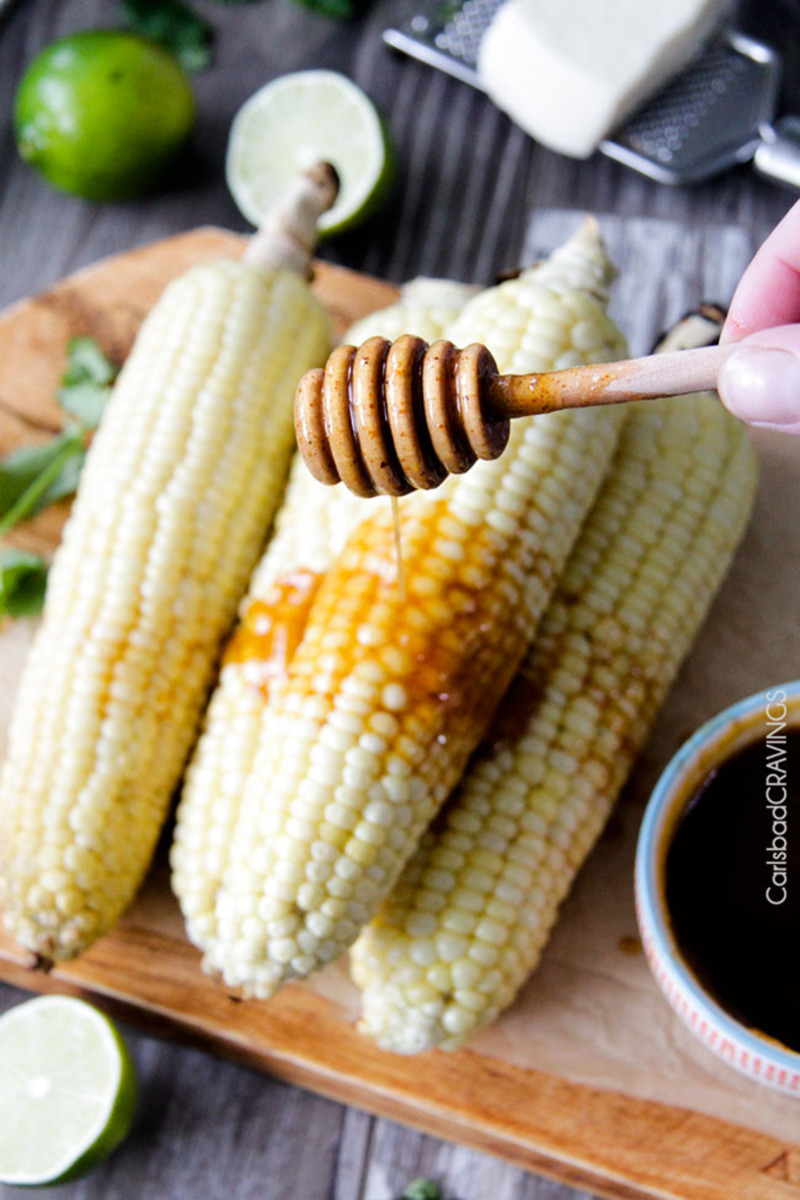 Delicious Corn on the Cob Recipes to Make and Eat All ...