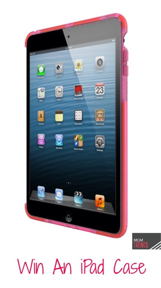 Win An iPad Case