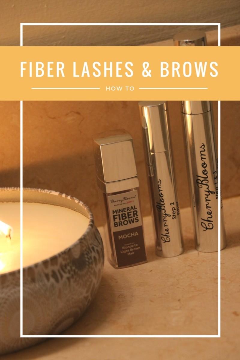 Fiber Lashes & Brows