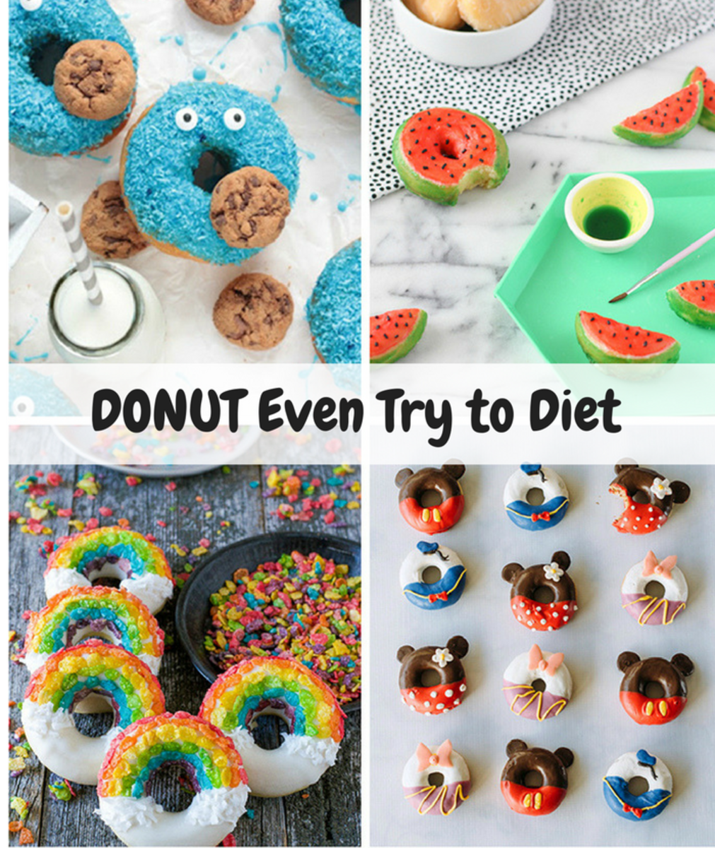 Donut Even Try to Diet