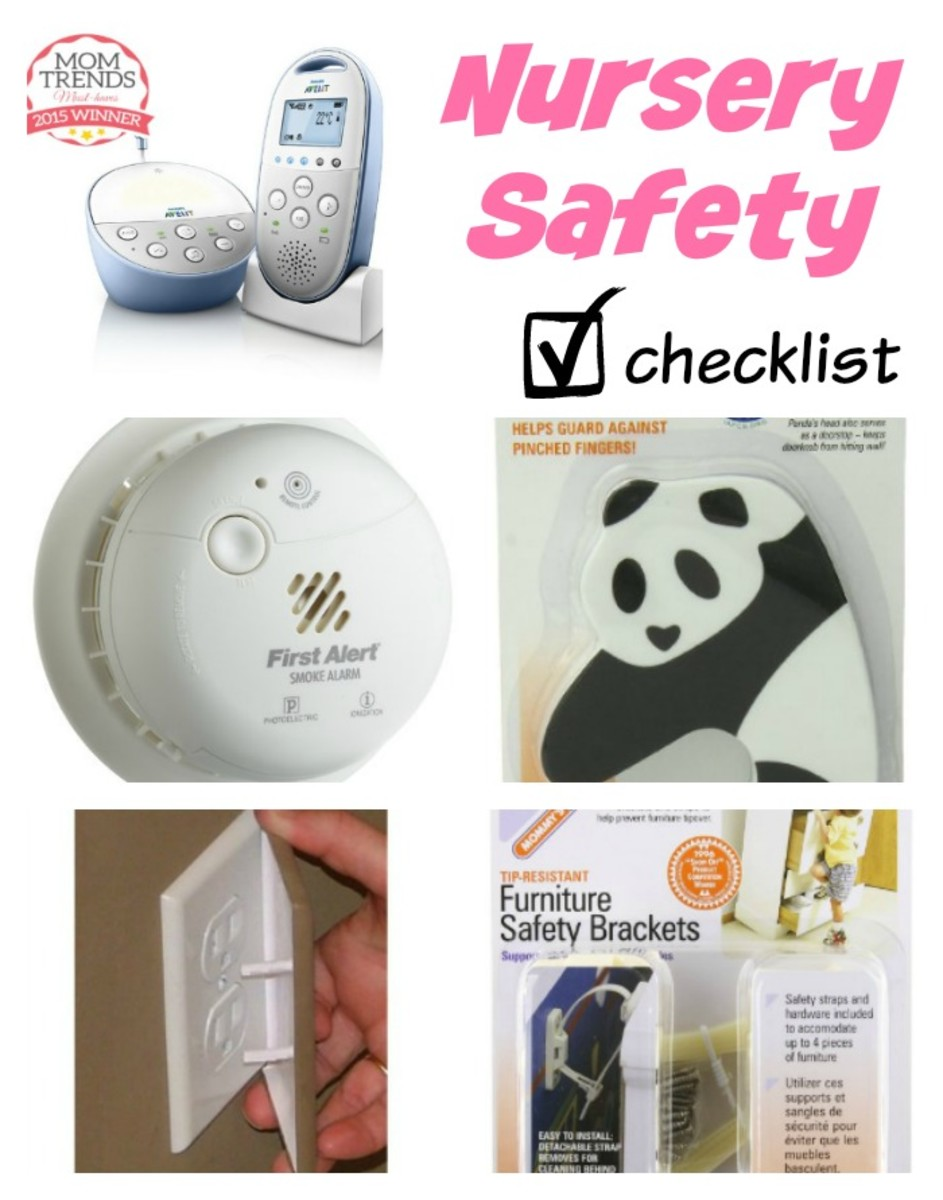 nursery safety checklist
