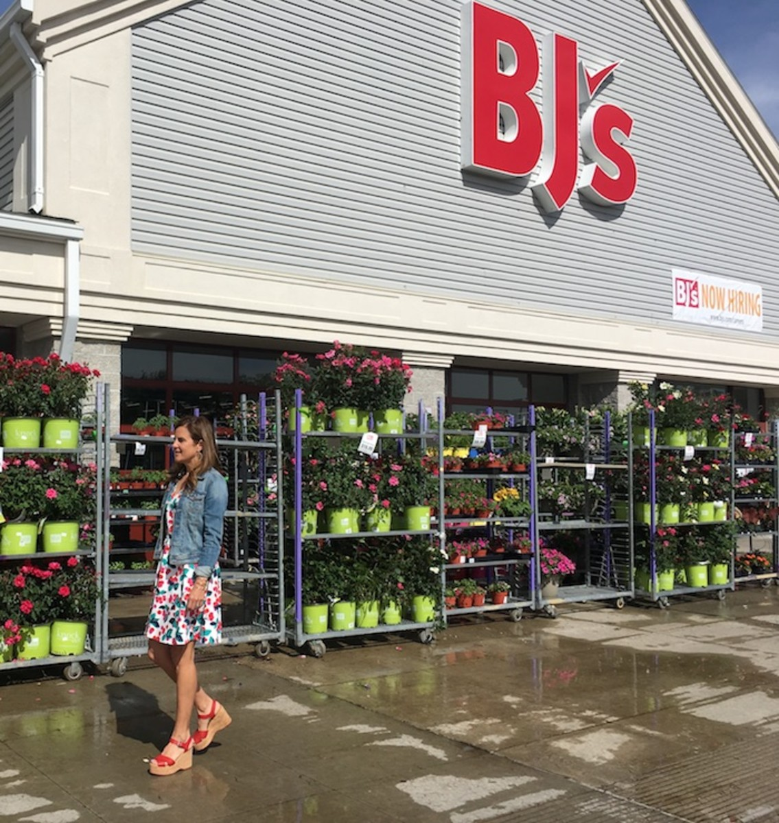 Mom Trends at BJ's Wholesale Club