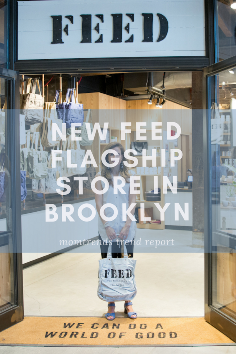 New Feed Flagship Store in Brooklyn Tour