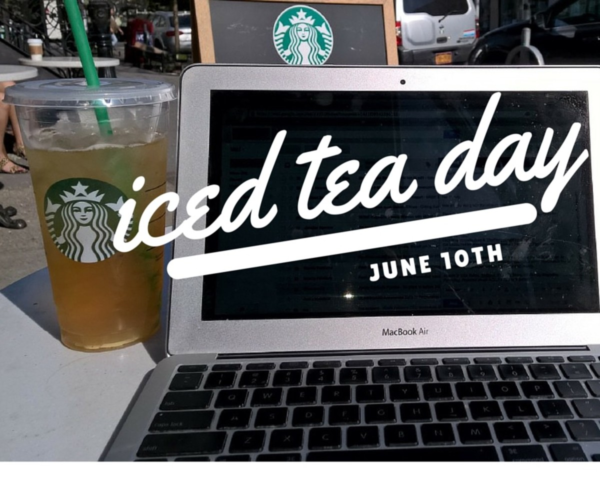 iced tea day