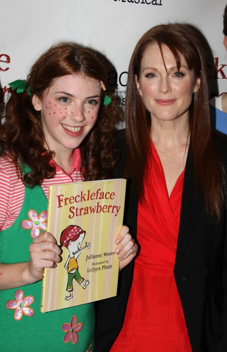 """Freckleface Strawberry The Musical"" & ""PETER PANtomime"" Benefit Performances"