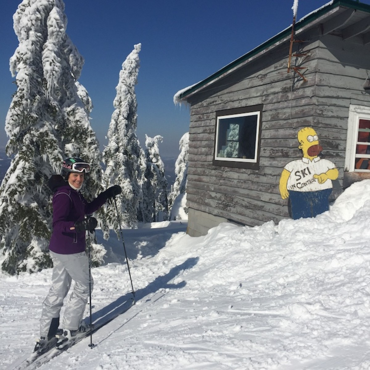Burke Mountain Lodge Review