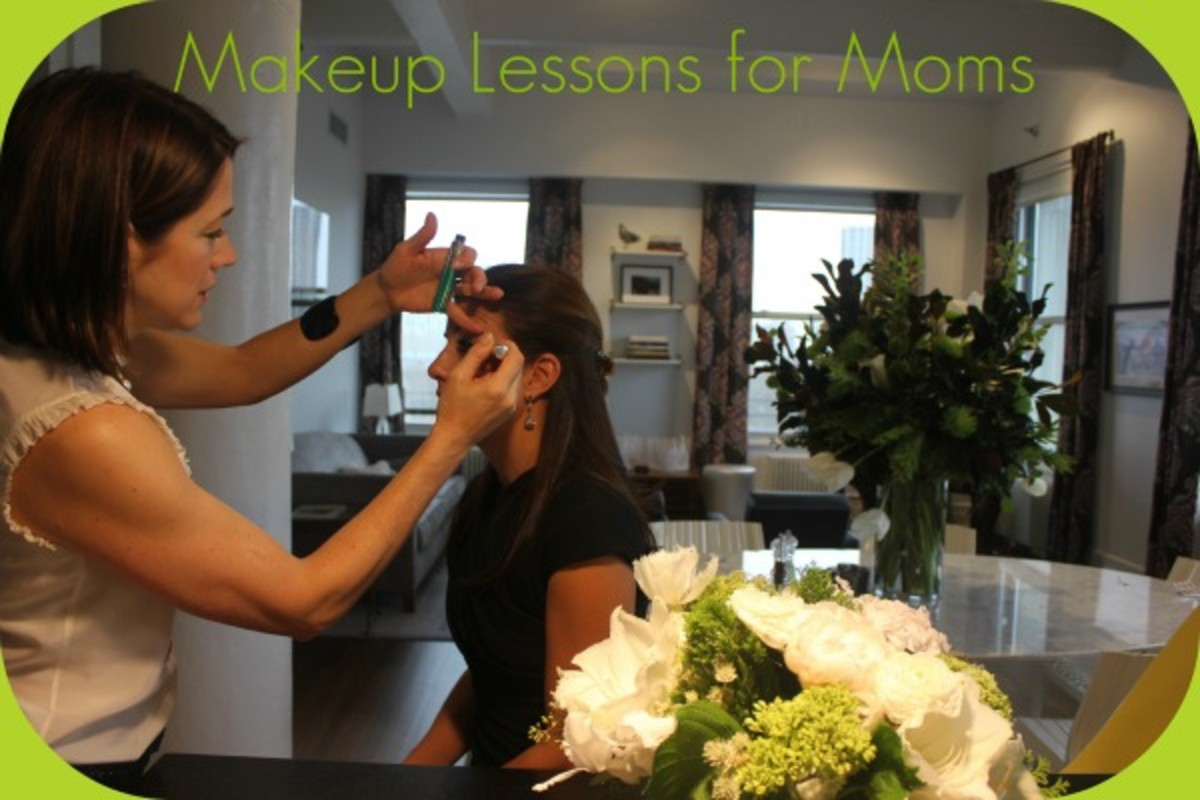 Makeup Lessons for Moms