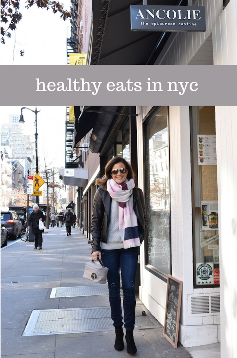 healthy eats in nyc, visit Ancolie New York