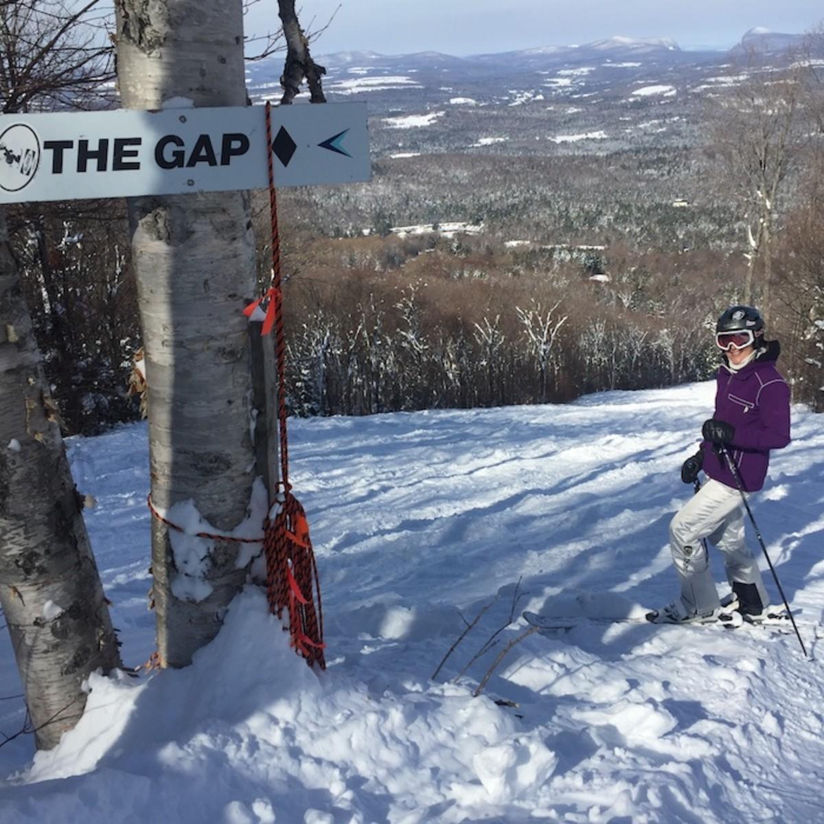 ski the gap